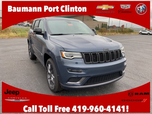 2020 Jeep Grand Cherokee in Port Clinton, OH