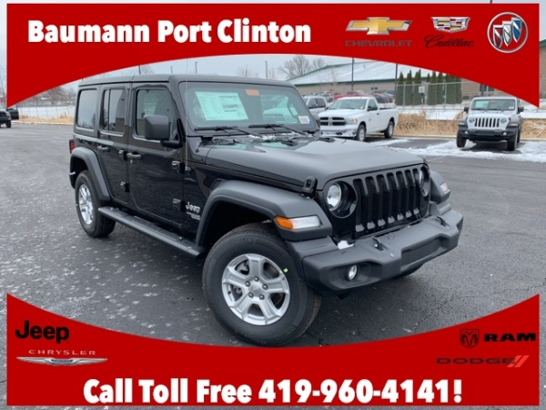 2019 Jeep Wrangler in Port Clinton, OH