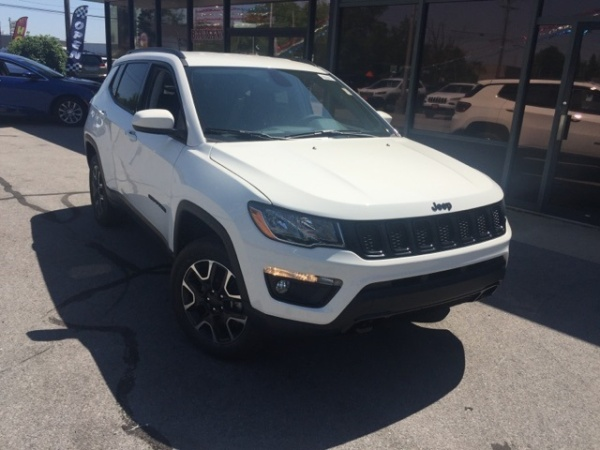 2019 Jeep Compass in Fremont, OH