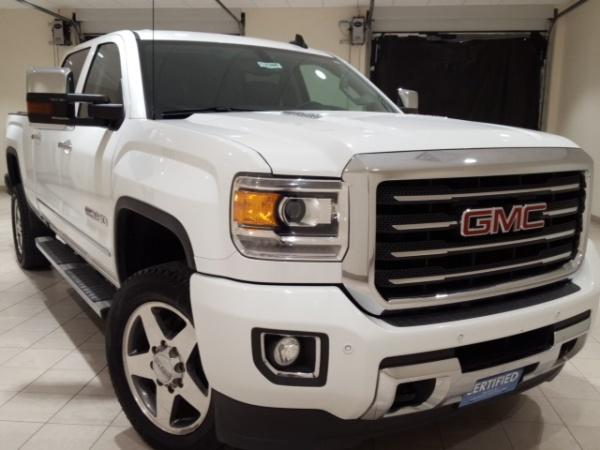 2016 GMC Sierra 2500HD in Comanche, TX