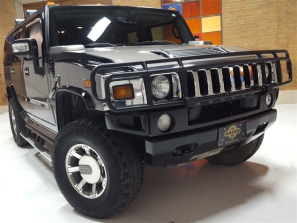 2008 HUMMER H2 in Comanche, TX