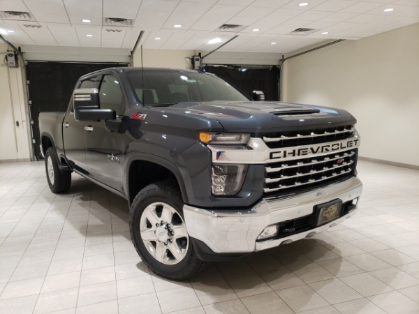 2020 Chevrolet Silverado 2500HD in Comanche, TX