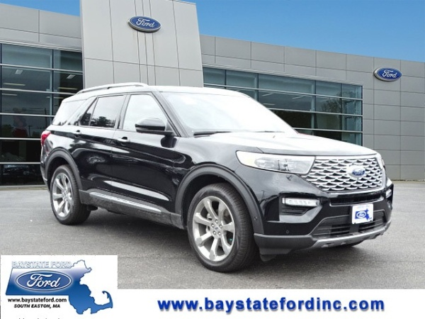 2020 Ford Explorer in South Easton, MA