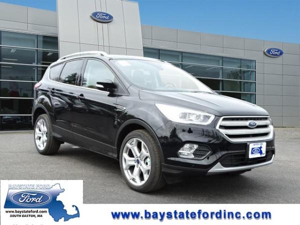 2019 Ford Escape in South Easton, MA