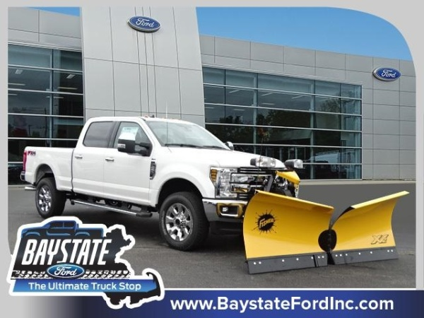 2019 Ford Super Duty F-250 in South Easton, MA