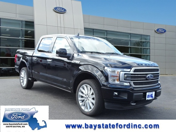 2019 Ford F-150 in South Easton, MA