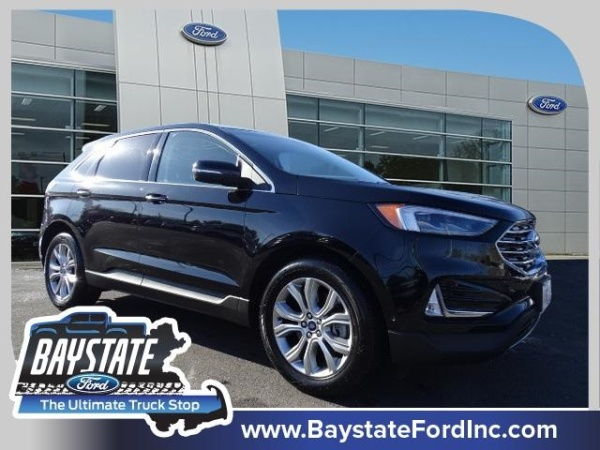 2019 Ford Edge in South Easton, MA