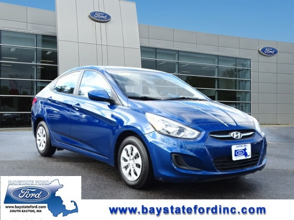 2015 Hyundai Accent in South Easton, MA
