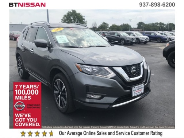 2019 Nissan Rogue in Vandalia, OH