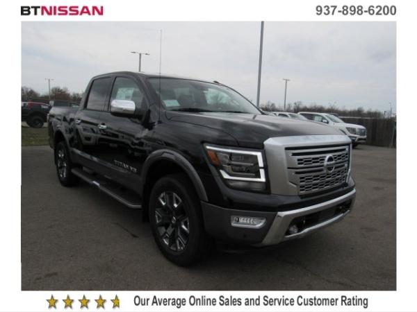 2020 Nissan Titan in Vandalia, OH