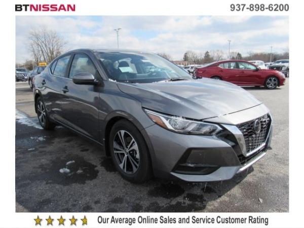 2020 Nissan Sentra in Vandalia, OH