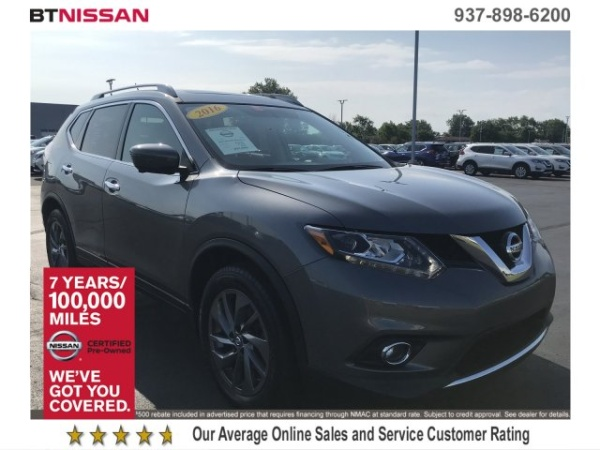 2016 Nissan Rogue in Vandalia, OH