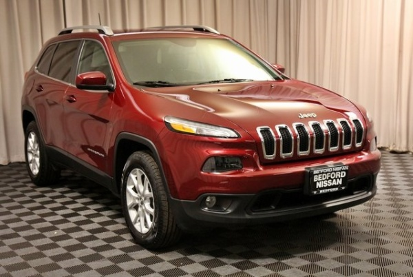 2018 Jeep Cherokee in Bedford, OH