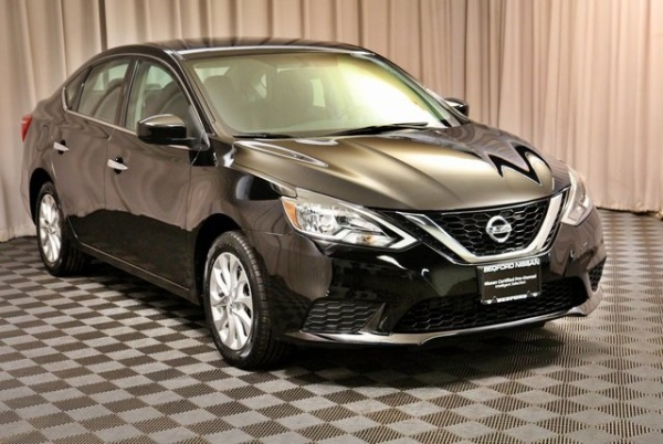 2017 Nissan Sentra in Bedford, OH