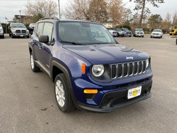 2019 Jeep Renegade in Bemidji, MN