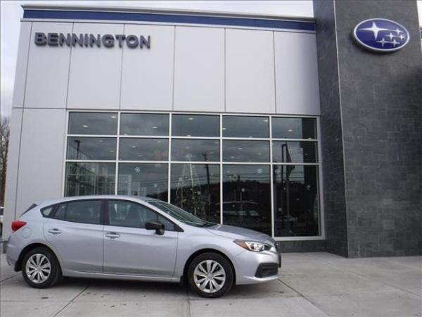 2020 Subaru Impreza in Bennington, VT