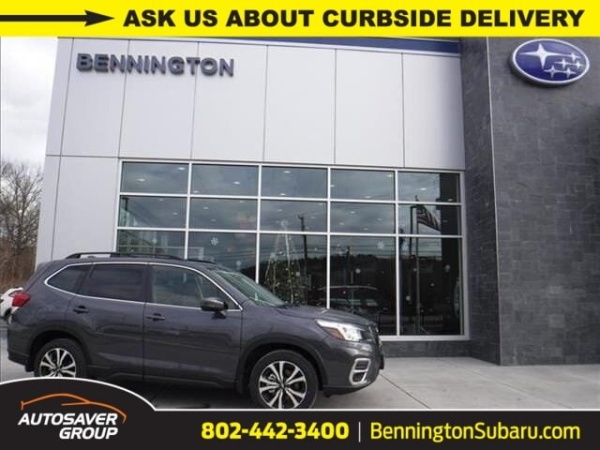 2020 Subaru Forester in Bennington, VT