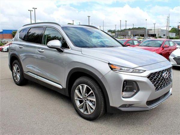 2020 Hyundai Santa Fe in Huntsville, AL