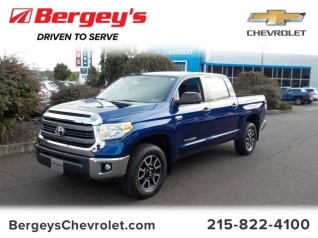 2017 Toyota Tundra Sr5 Crewmax 5 Bed 7l V8 4wd For In Colmar