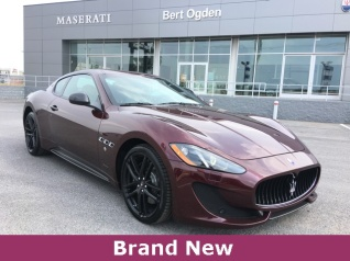 2017 Maserati Granturismo Mc Coupe For In Mission Tx
