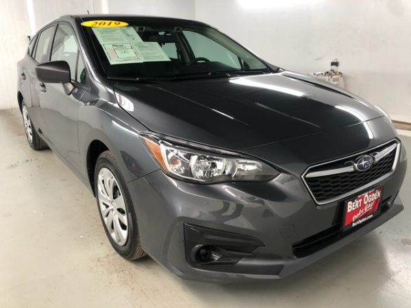 2019 Subaru Impreza in Mission, TX
