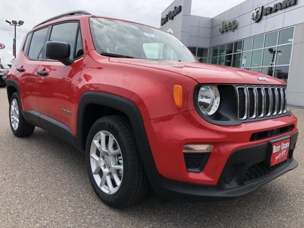 2020 Jeep Renegade in Harlingen, TX