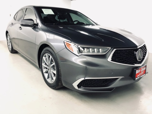 2018 Acura TLX 2.4L FWD