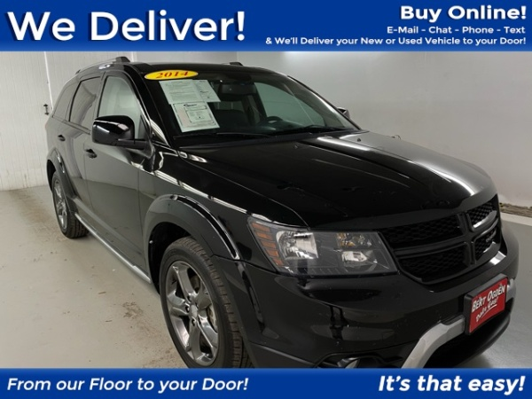 2014 Dodge Journey in Mission, TX