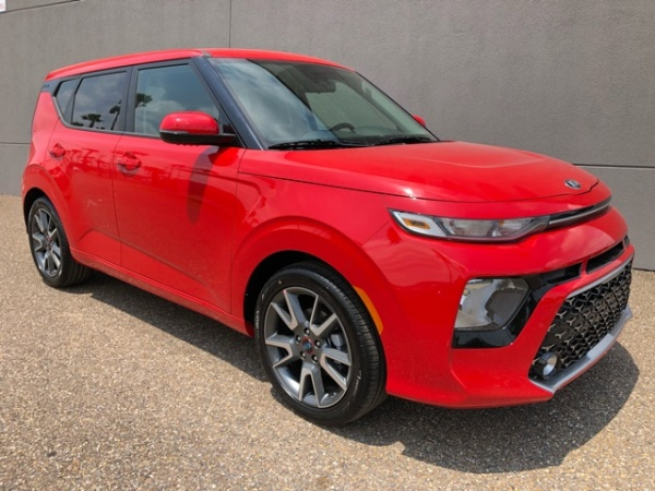 2020 Kia Soul Gt Line Ivt For Sale In Mission Tx Truecar