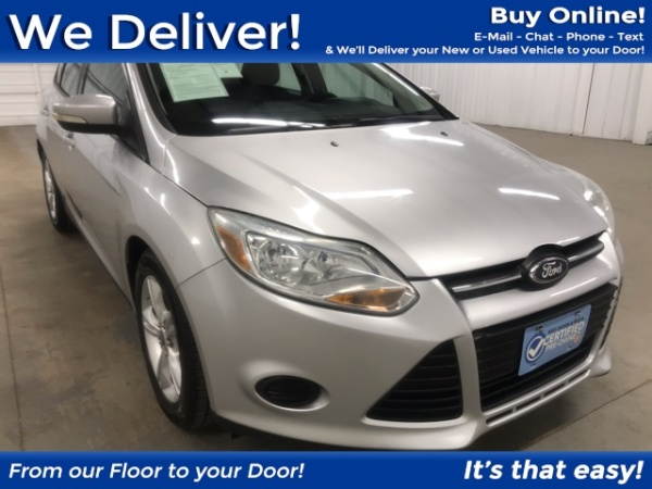 2013 Ford Focus in Mission, TX