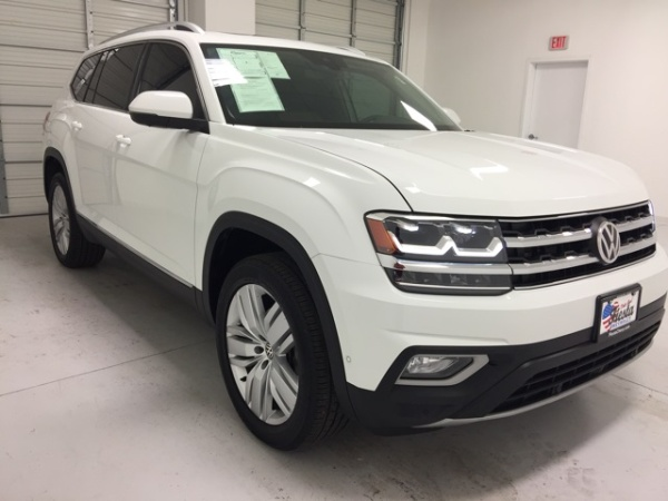 2019 Volkswagen Atlas in Edinburg, TX