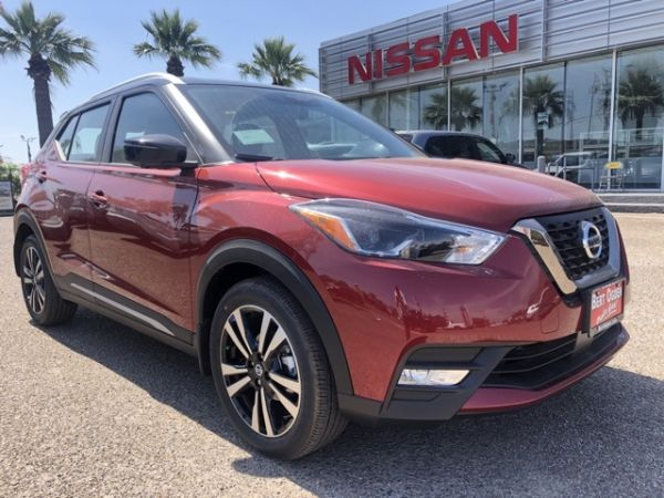 2020 Nissan Kicks in Mcallen, TX