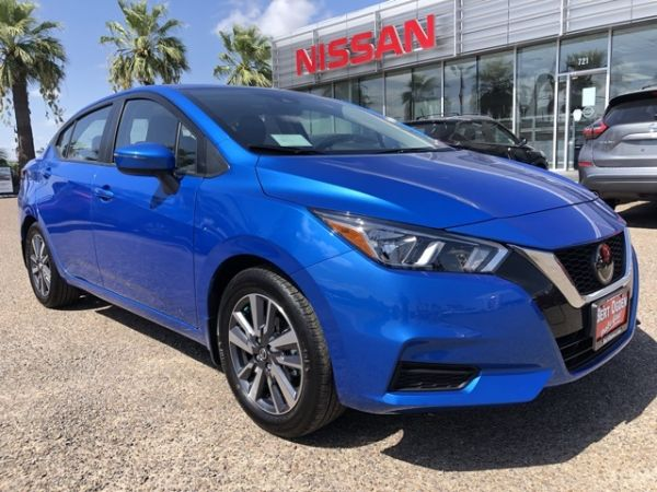 2020 Nissan Versa in Mcallen, TX