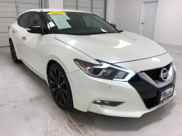 2017 Nissan Maxima in Mcallen, TX
