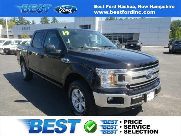 2019 Ford F-150 in Nashua, NH