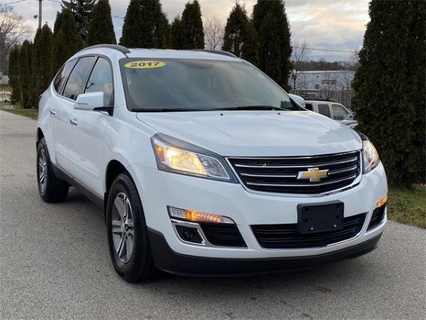 2017 Chevrolet Traverse in Muskegon, MI