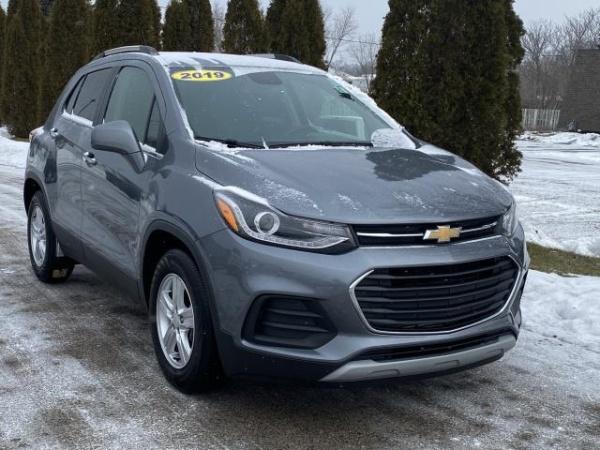 2019 Chevrolet Trax in Muskegon, MI