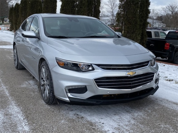 2017 Chevrolet Malibu in Muskegon, MI