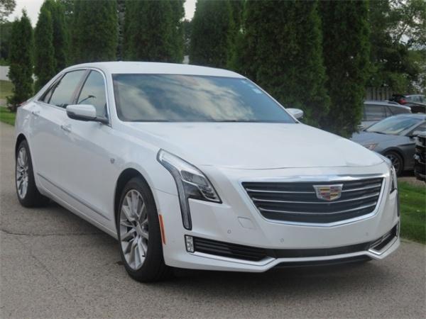 2017 Cadillac CT6 in Muskegon, MI