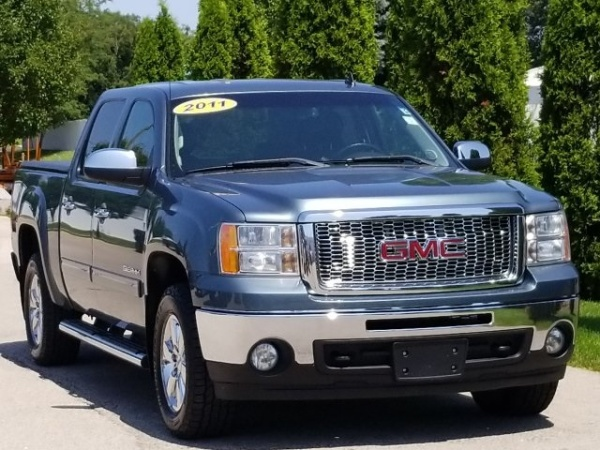 2011 GMC Sierra 1500 in Muskegon, MI