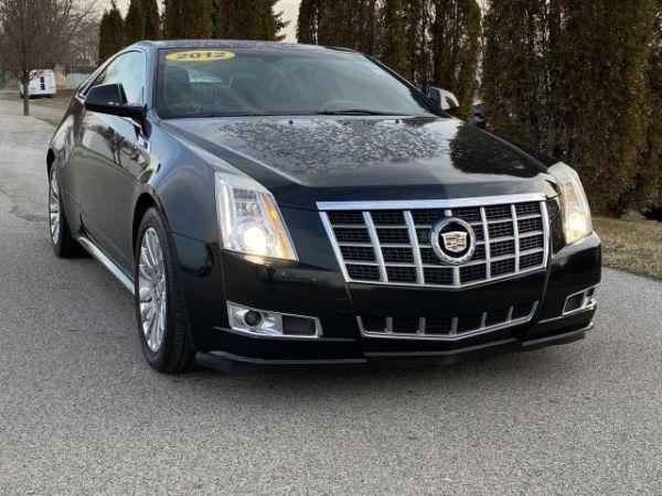 2012 Cadillac CTS in Muskegon, MI