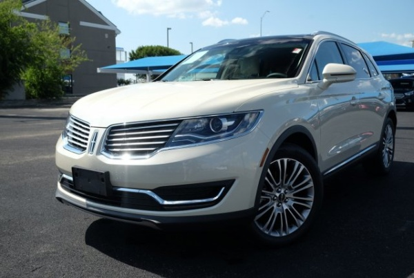 2018 Lincoln MKX in Brownwood, TX