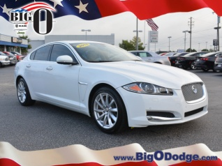 Used 2012 Jaguar XF With Sport Package For Sale In Greenville, SC