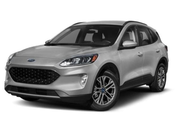 2020 Ford Escape in Stockton, CA