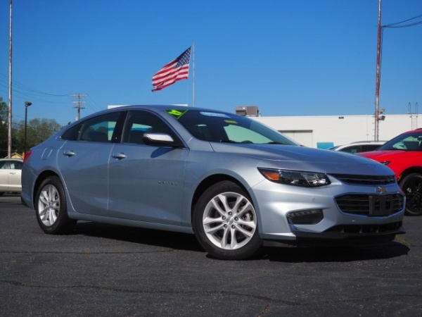 2017 Chevrolet Malibu in Greensboro, NC
