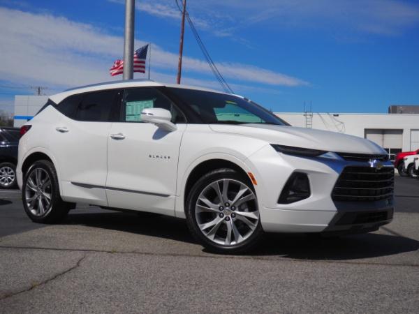 2020 Chevrolet Blazer in Greensboro, NC