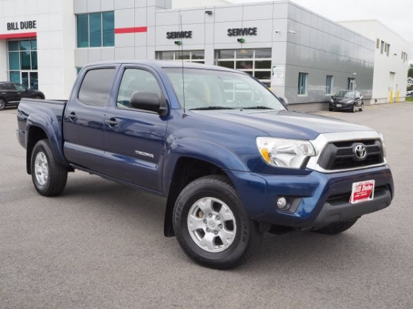 2015 Toyota Tacoma in Dover, NH