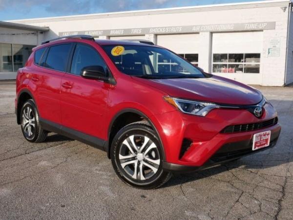 2017 Toyota RAV4 in Dover, NH