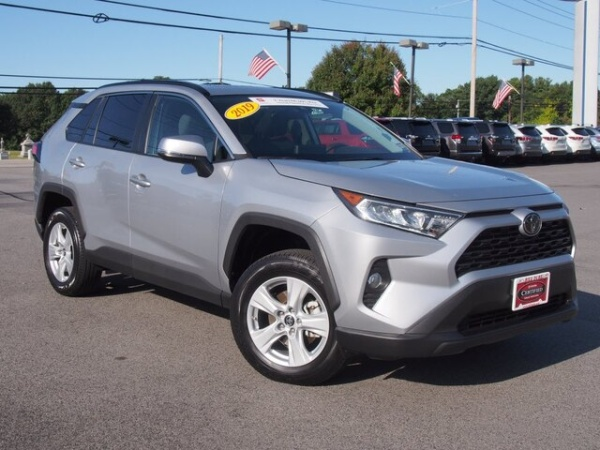 2019 Toyota RAV4 in Dover, NH