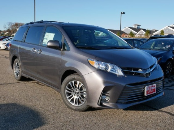 2020 Toyota Sienna in Dover, NH